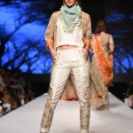 2015 Telenor Fashion Pakistan Week Sanam Chaudhri Collection Picture Gallery