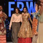 2015 Telenor Fashion Pakistan Week Sanam Chaudhri Dresses Photos