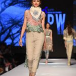 2015 Telenor Fashion Pakistan Week Sanam Chaudhri Collection Pictures