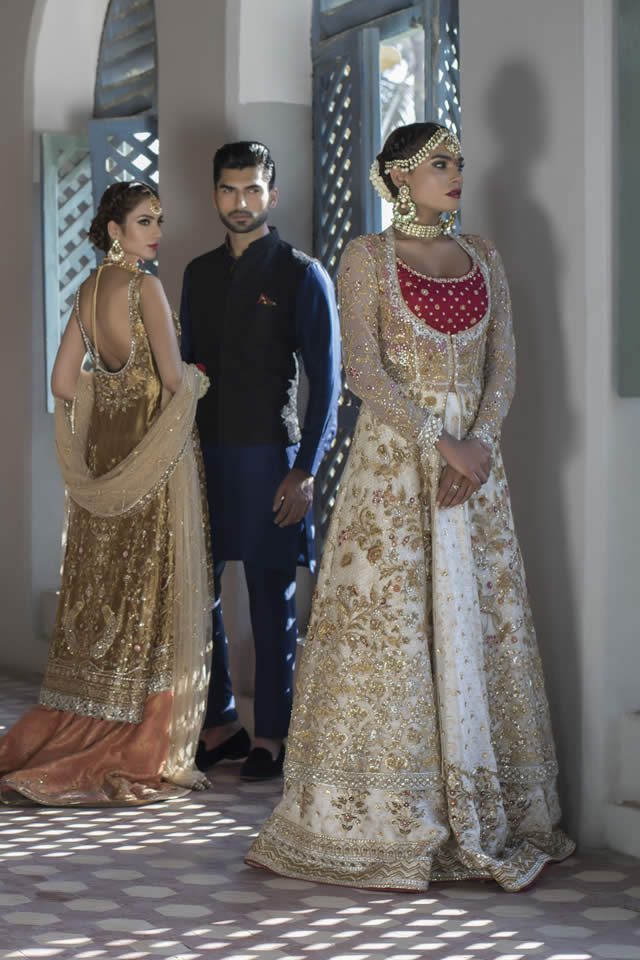 Sania Maskatiya Bridal Dresses collection 2016 Photos