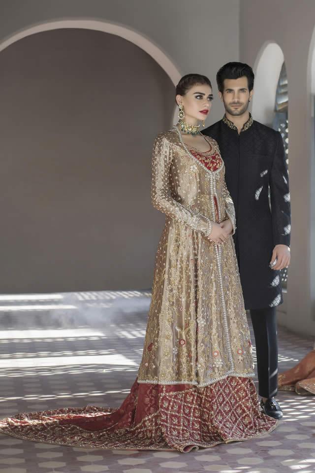 Sania Maskatiya Bridal collection 2016 Images