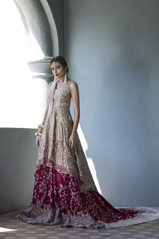 Sania Maskatiya Bridal collection 2016 Gallery