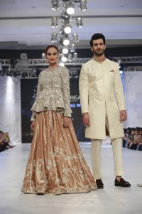 Sania Maskatiya Bridal Dresses at PFDC L'Oréal Paris Bridal Week 2016