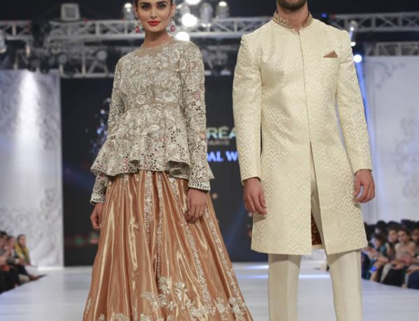 Sania Maskatiya Bridal Dresses at PFDC L'Oréal Paris Bridal Week 2016