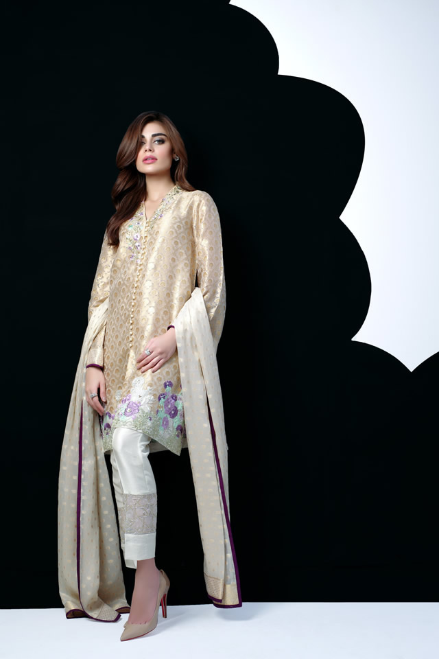 Sania Maskatiya Eid Dresses collection 2016 Gallery