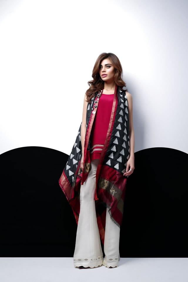 2016 Sania Maskatiya Eid collection Pics