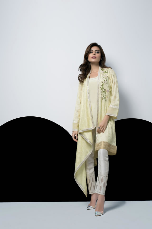 2016 Sania Maskatiya Eid collection Photos