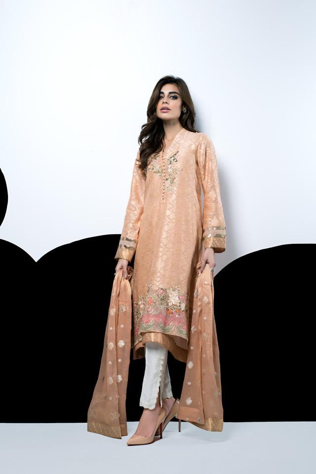 2016 Sania Maskatiya Eid Dresses collection Pictures
