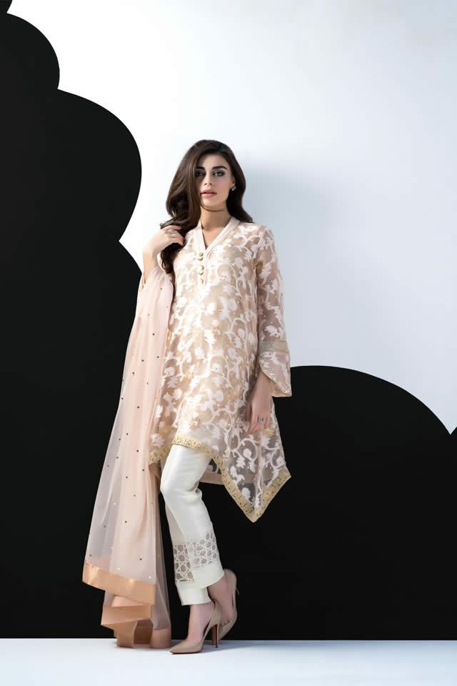 2016 Sania Maskatiya Eid Dresses collection Images