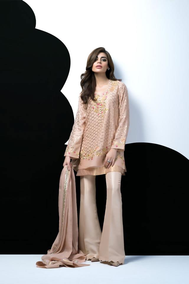 Sania Maskatiya Eid Dresses collection 2016