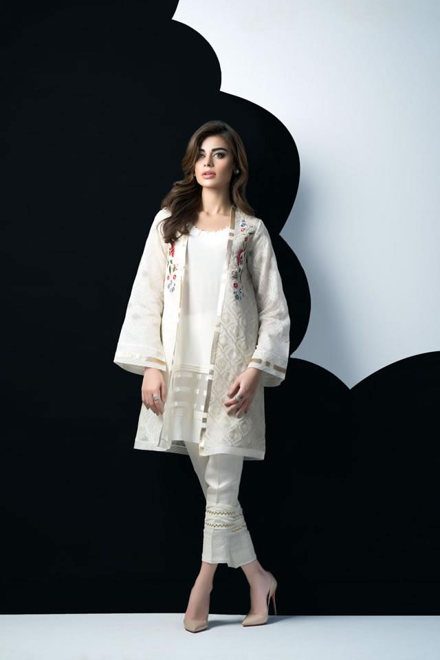Sania Maskatiya Eid Dresses collection 2016 Pics