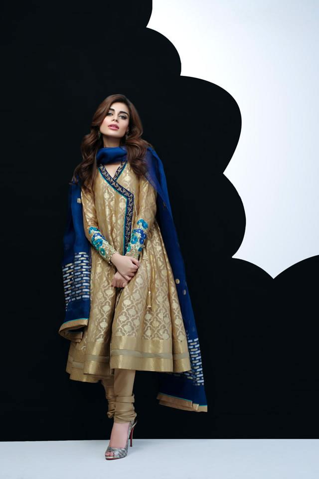 Sania Maskatiya Eid Dresses collection 2016 Photos