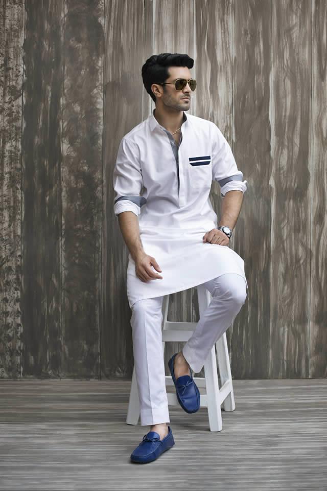 Sania Maskatiya Menswear Eid collection 2016 Pics