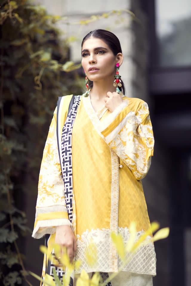 Sapphire Eid collection 2016 Photos