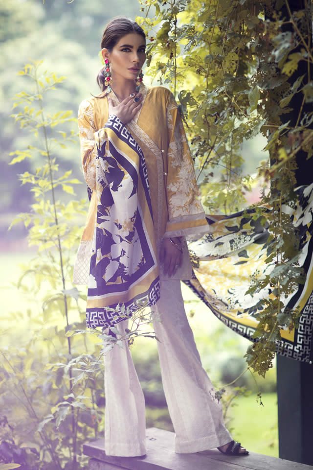 Sapphire Eid collection 2016 Images