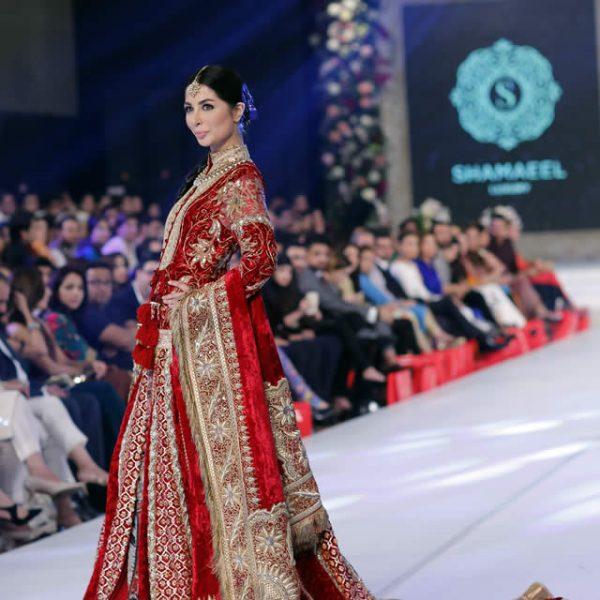 Shamaeel Ansari Dresses at PFDC L'Oréal Paris Bridal Week 2015