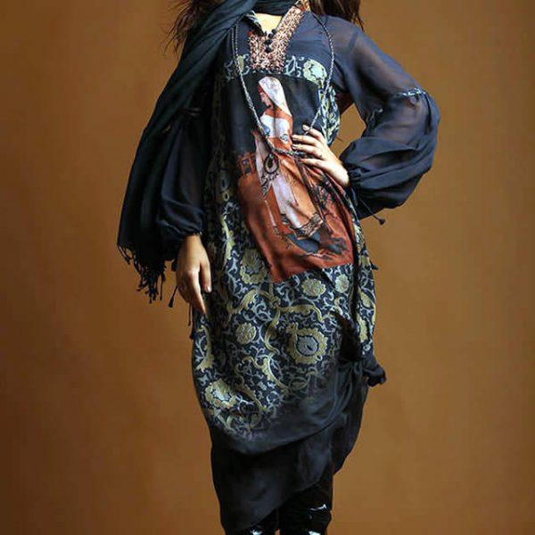 Designer Shamaeel Ansari Pret Dresses 2016