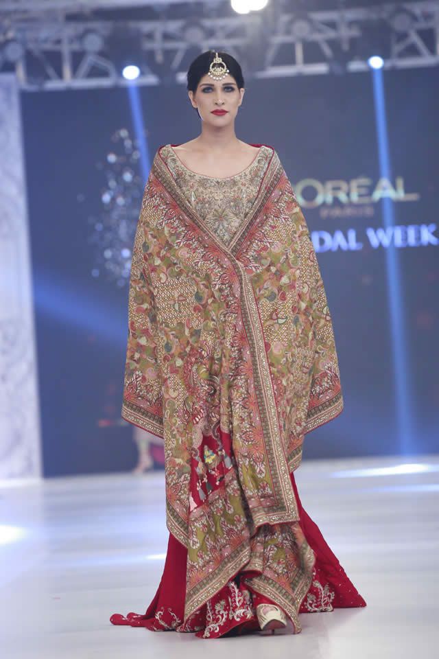 2016 PLBW Shamsha Hashwani Latest Dresses Picture Gallery