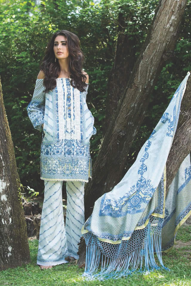 Shehla Chatoor Summer Lawn collection 2016 Pics