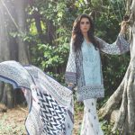 Shehla Chatoor Summer Lawn Dresses collection 2016 Images
