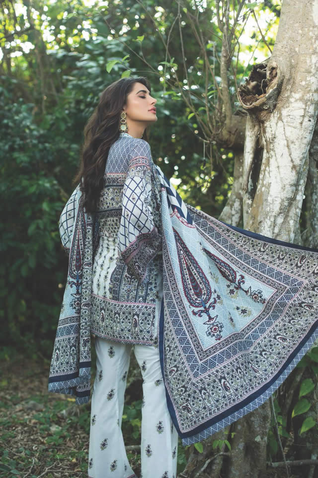 Shehla Chatoor Summer Lawn Dresses collection 2016 Gallery