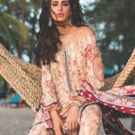 2016 Shehla Chatoor Summer Lawn collection Images
