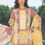 Shariq Textiles Summer Lawn collection 2016 Images