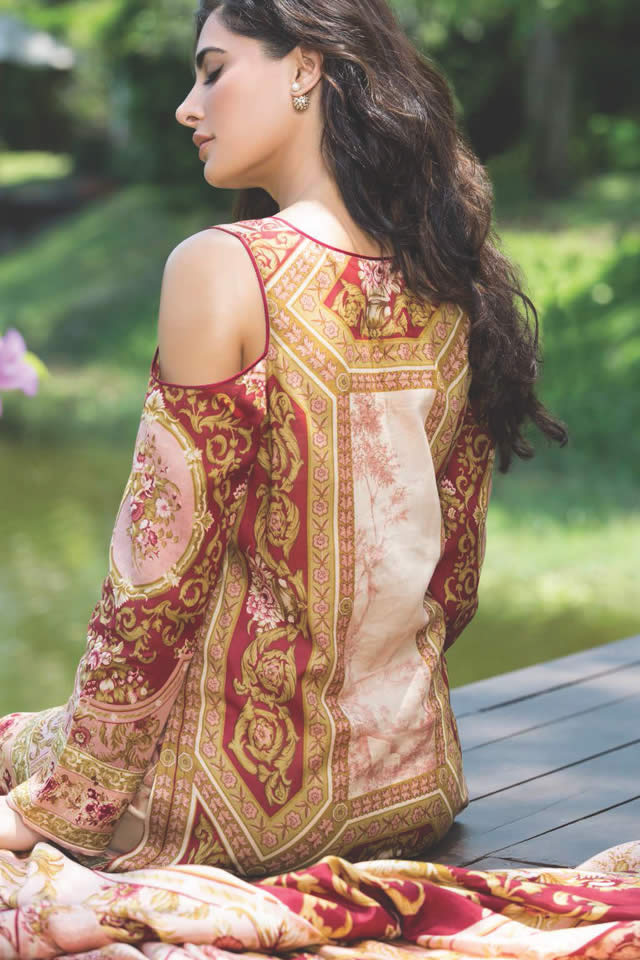 Shehla Chatoor Summer Lawn collection 2016 Pictures
