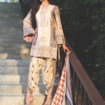 2016 Shariq Textiles Summer Lawn collection Pics