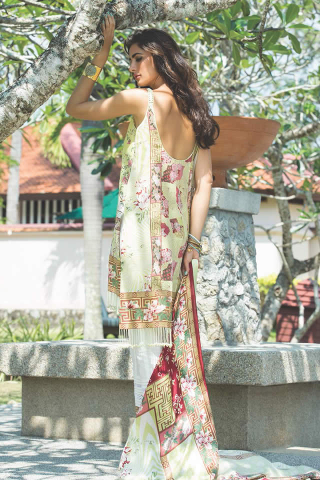 Shehla Chatoor Summer Lawn Dresses collection 2016