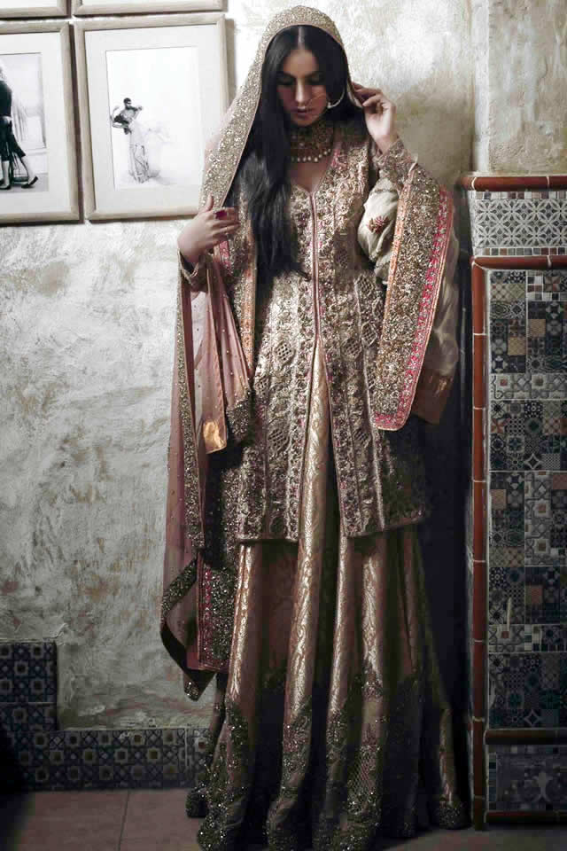 Shazia Kiyani Bridal collection 2016
