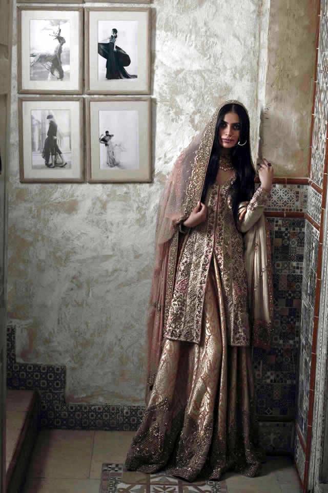 Shazia Kiyani Bridal Dresses collection 2016 Photos