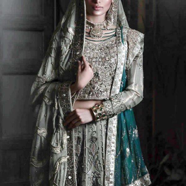 Shazia Kiyani Latest Bridal Collection 2016