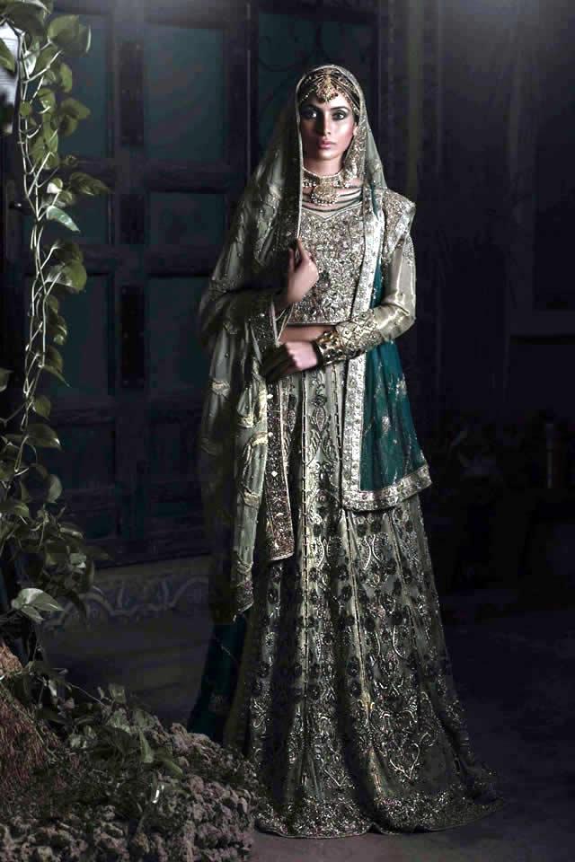 Shazia Kiyani Bridal Dresses collection 2016