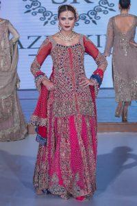 Shazia Kiyani Collection at PFW8 London 2015