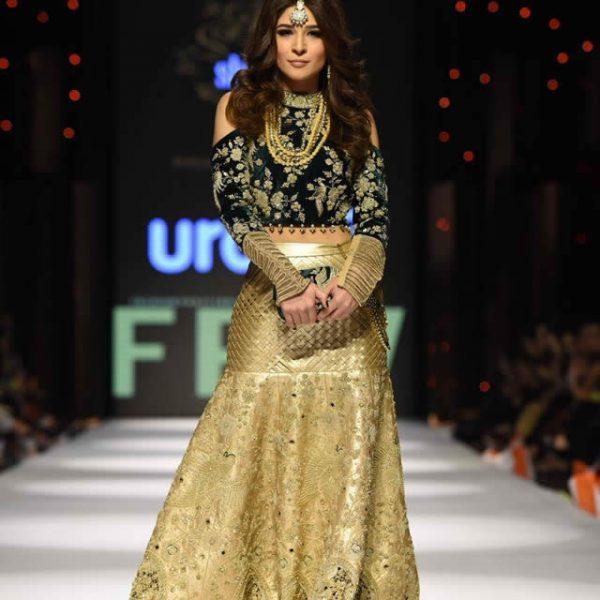 Shehla Chatoor at Fashion Pakistan Week