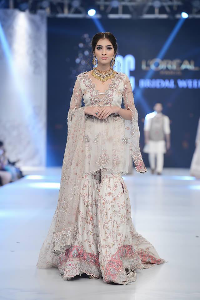 2016 PLBW Shiza Hassan Bridal Dresses Pics