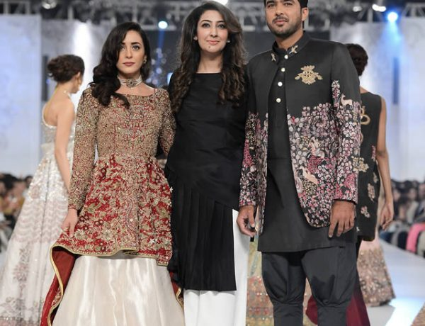 Shiza Hassan 'Aroos-e-Abrashami' Collection at PFDC L'Oréal Paris Bridal Week 2016