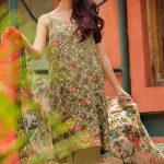 2016 So Kamal Chiffon Dresses collection Pictures