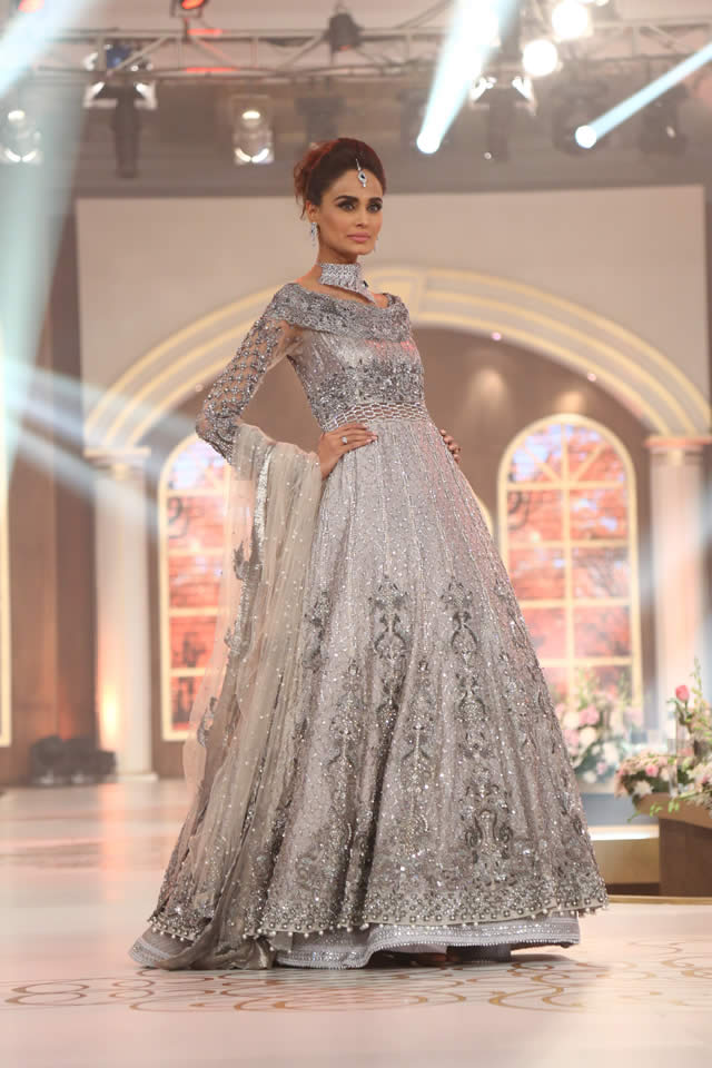 Sobia Nazir Collection Bridal Couture Week 2015 Pics