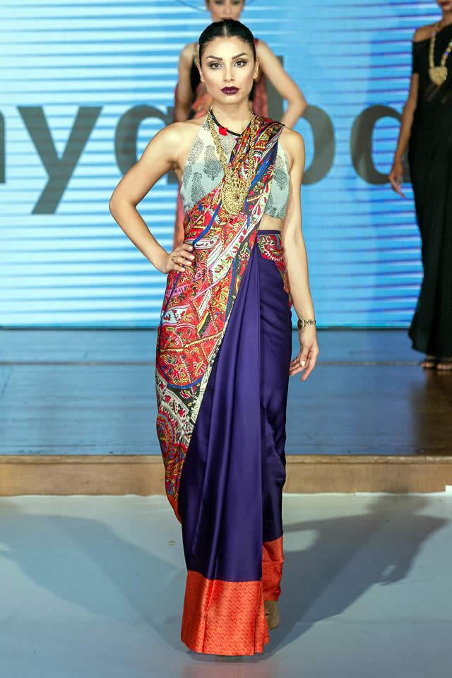 2015 Pakistan Fashion Week 8 London Sonya Battla Dresses Gallery