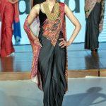2015 Pakistan Fashion Week 8 London Sonya Battla Dresses Collection Photos