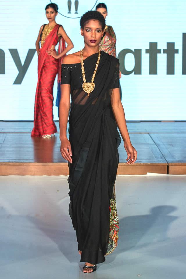 2015 Pakistan Fashion Week 8 London Sonya Battla Collection Photo Gallery