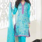 Summer Eid Dresses 2015 By Taana Baana