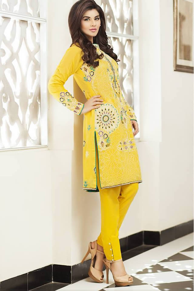 2015 Taana Baana Dresses Collection Images