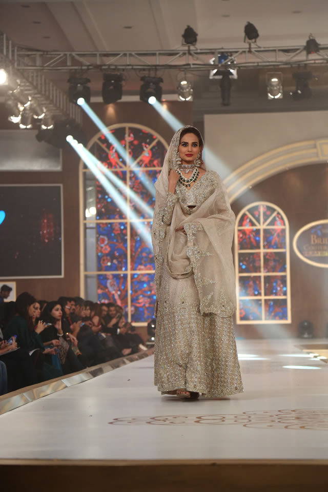 Bridal Couture Week 2015 Teena by Hina Butt Collection Photos