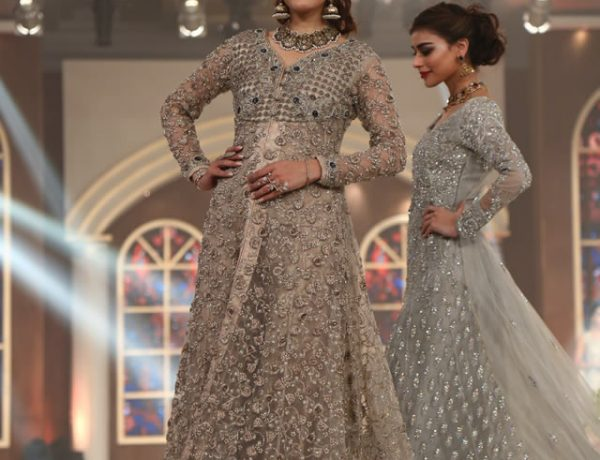 Teena By Hina Butt Dresses at Telenor Bridal Couture Week 2015