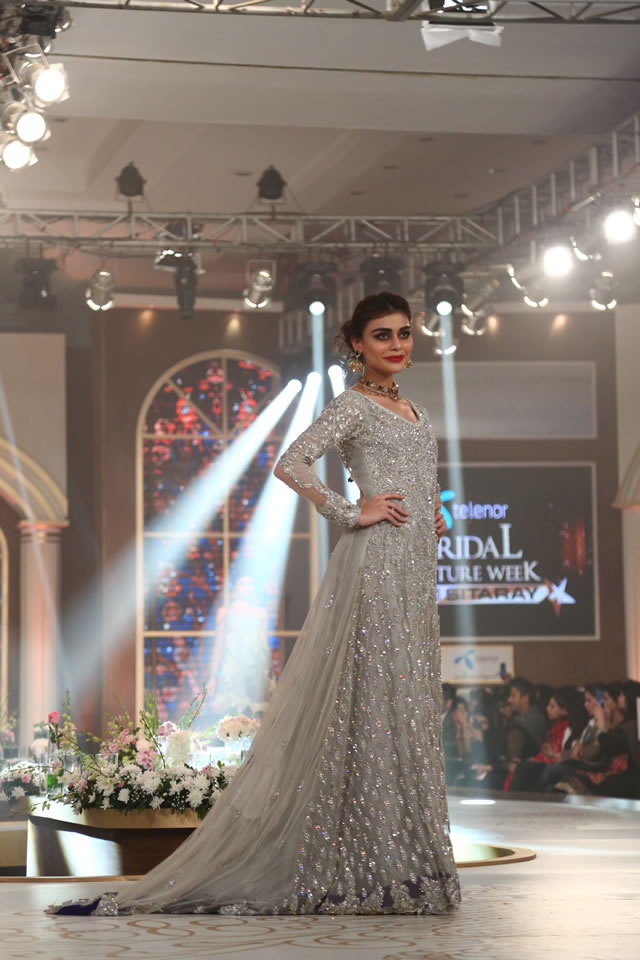 2015 TBCW Teena by Hina Butt Bridal Collection Pictures