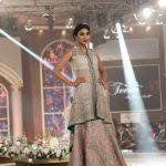 Bridal Couture Week 2015 Teena by Hina Butt Formal Dresses Pics