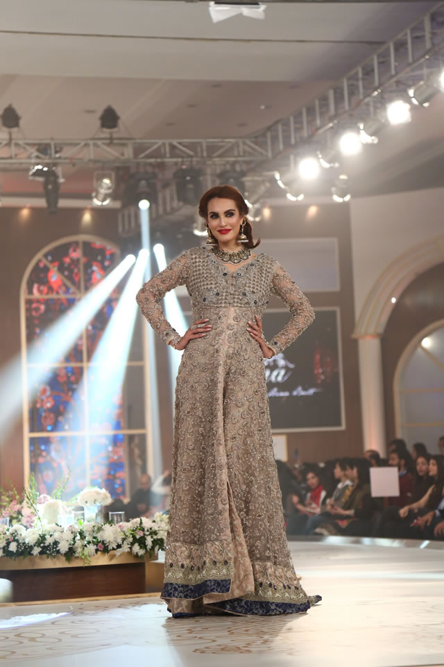 2015 Bridal Couture Week Teena by Hina Butt Dresses Gallery